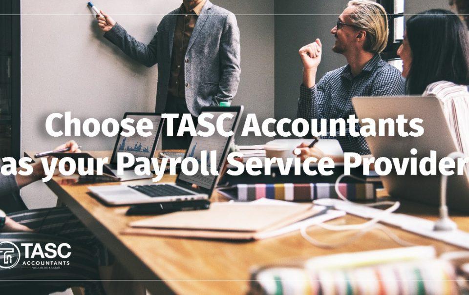 TASC Accountants Payroll Service Provider